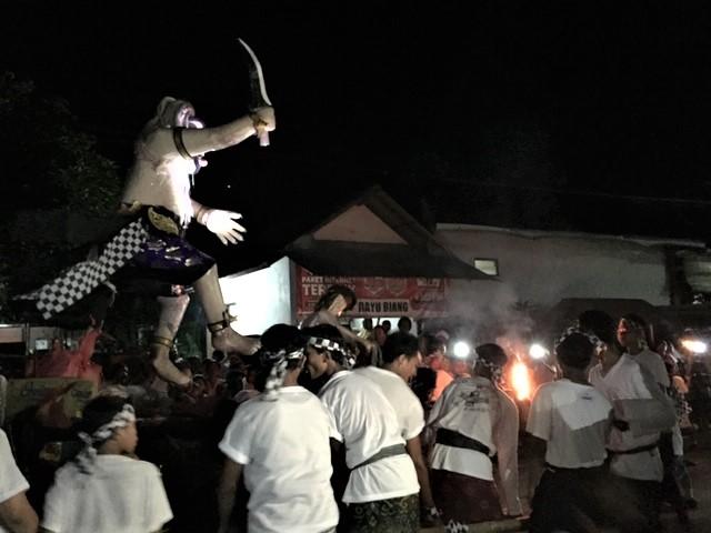 Ogoh festival